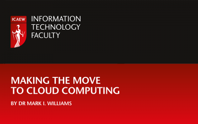 Making the move to Cloud Computing