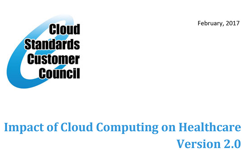 Impact of Cloud Computing on Healthcare Version 2.0