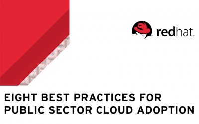 Eight best practices for public sector cloud adoption