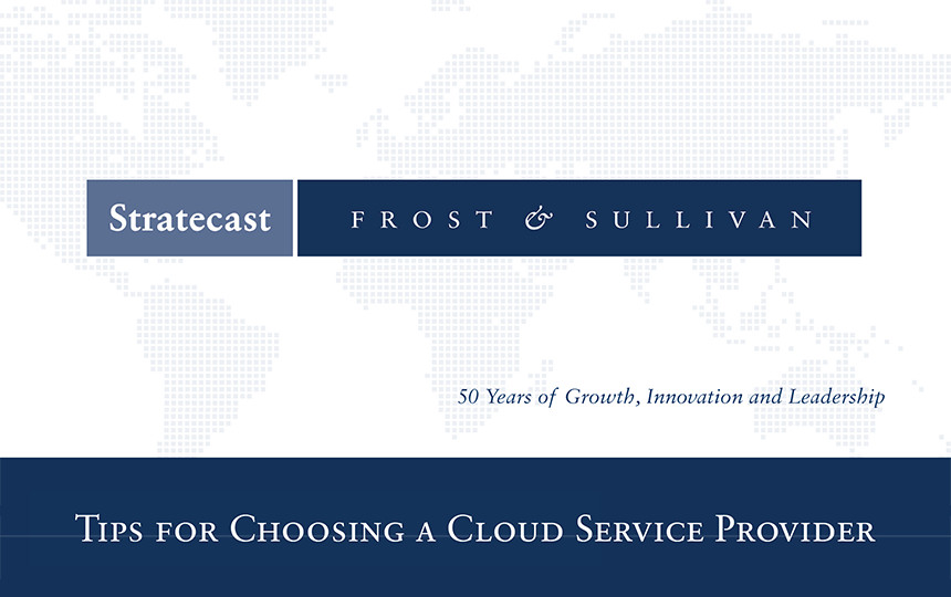 Tips for Choosing a Cloud Service Provider