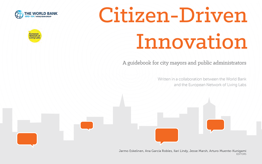 Citizen-Driven Innovation: A guidebook for city mayors and public administrators