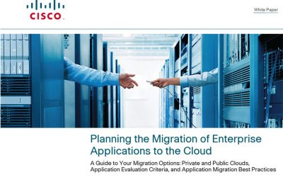 Planning the Migration of Enterprise Applications to the Cloud